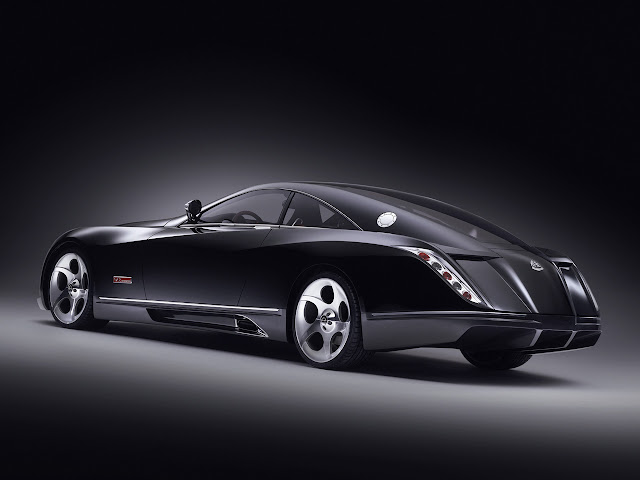 Maybach Exelero Wallpaper - Maybach Exelero V12 Biturbo | Twin turbo Supercar