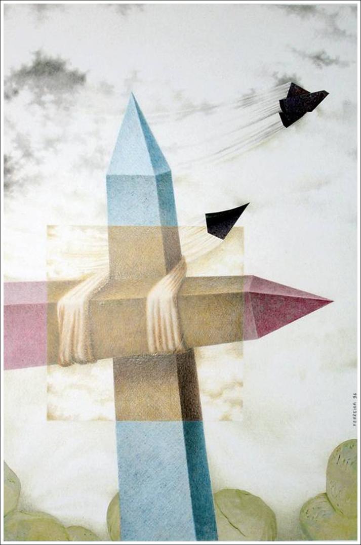 Miguel Angel Ferreira: Obeliscos