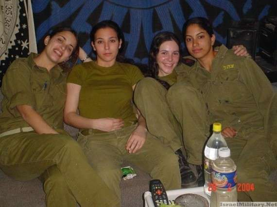idf+girl+israel+army+military