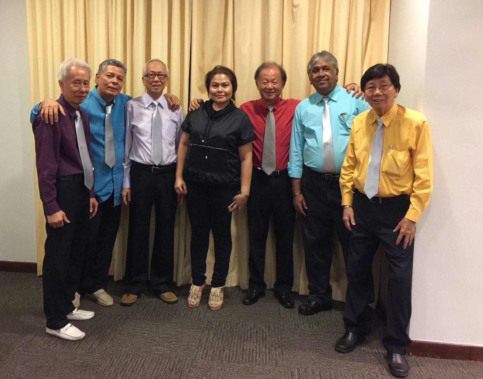 SILVER STRINGS IN CONCERT SATURDAY 7-10pm MARQUEE PASIR RIS ELIAS CC 15 SEPTEMBER 2018
