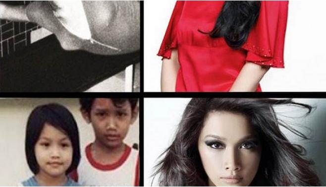 gambar gambar artis malaysia korea dan barat dulu vs sekarang dibawah ...