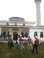 Xhamia Puke pas faljes se Bajramit