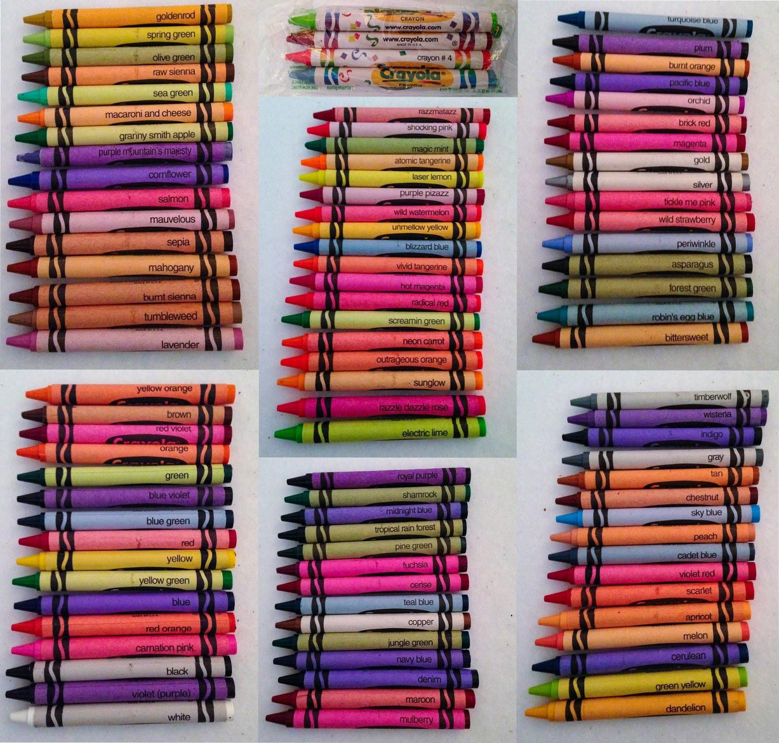 crayola special edition 100 count crayons