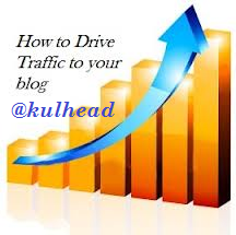 kulhead.com drive daily traffic to your blog