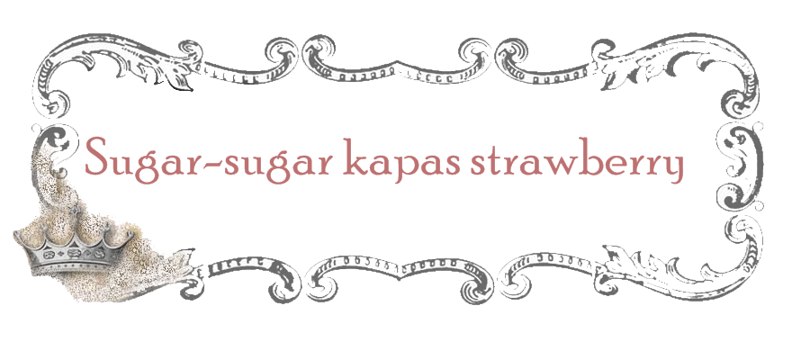 sugar2 kapas strawberry