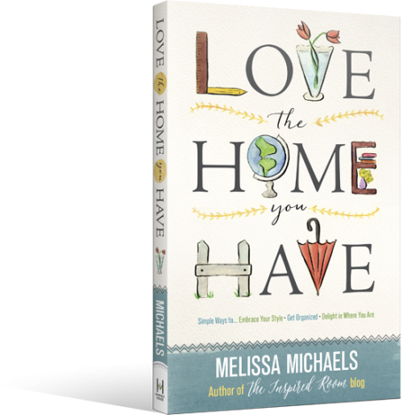 Studio dragonfly love the home you have book and challenge for Love the house you have