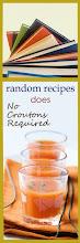Random Recipes #10 - November