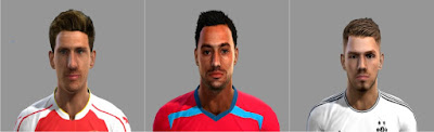 PES 2013 Mini Facepack by Idiz Facemaker