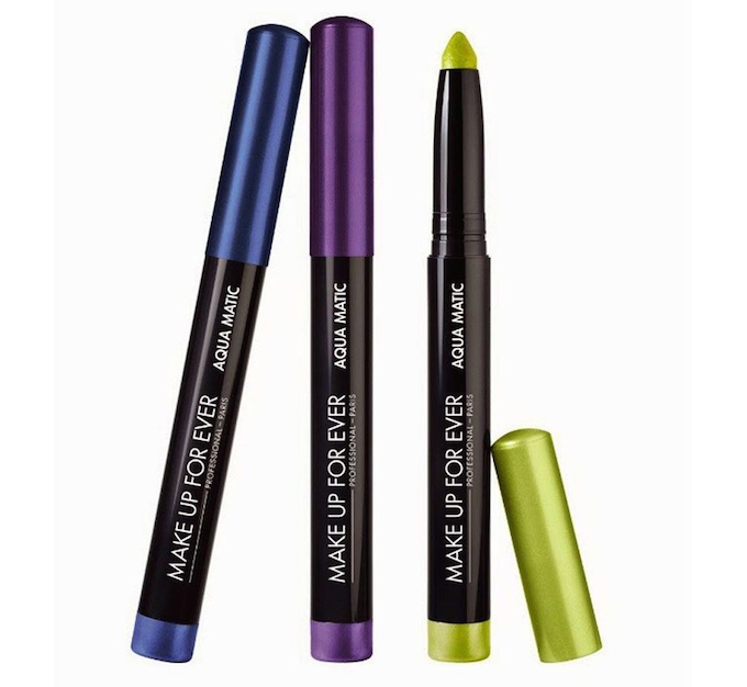 Make Up Forever Aqua Matic Waterproof Glide-On Eye Shadow: A quick review Vancouver beauty blog Covet and Acquire