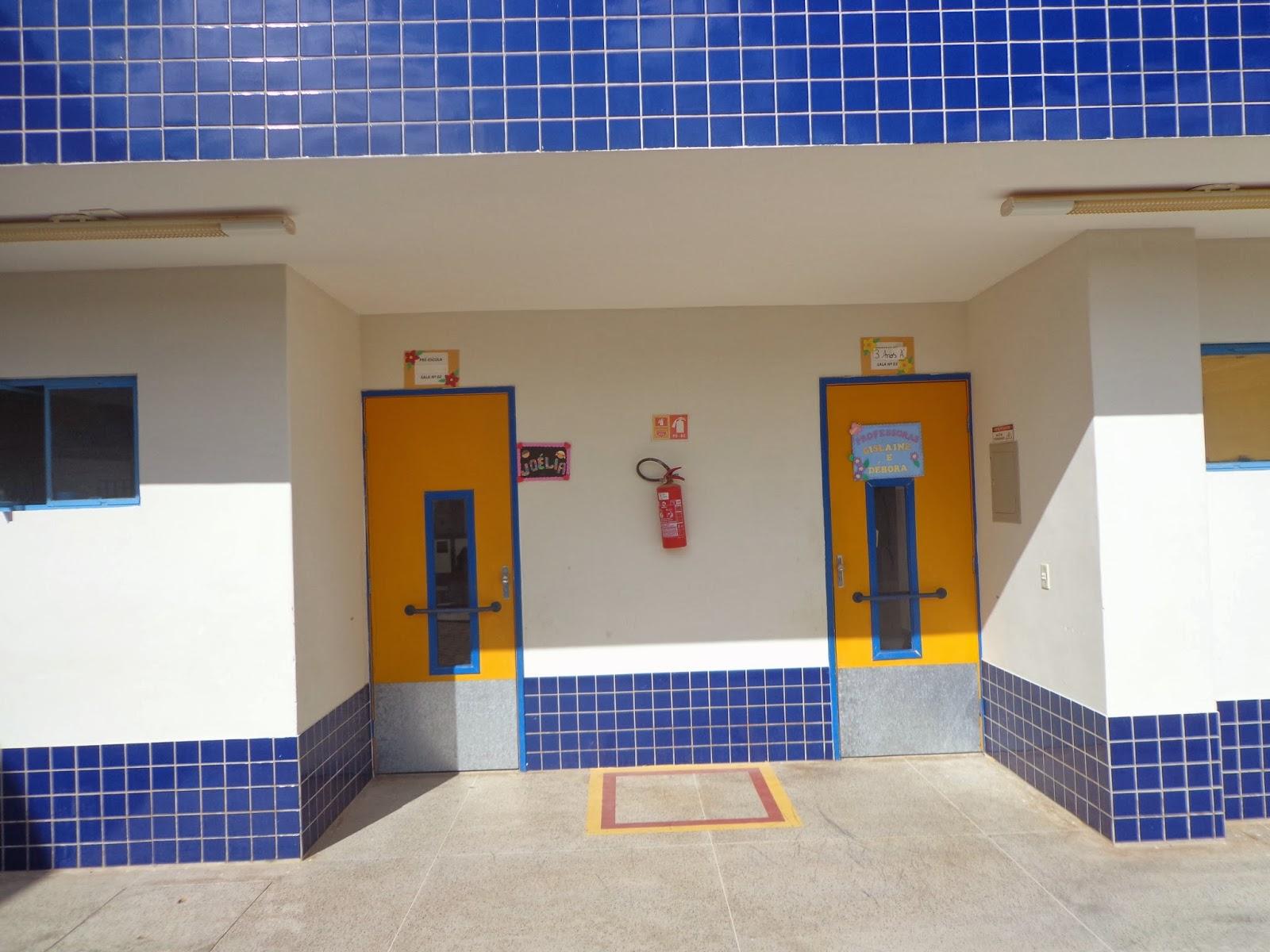 Imagens de #834B12 ESTRUTURA DA CRECHE ~ CEI Ana Marcelo Antunes CEI AMA 1600x1200 px 3348 Bloco De Banheiro Para Deficiente Cad
