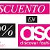 20% de descuento en moda en Asos