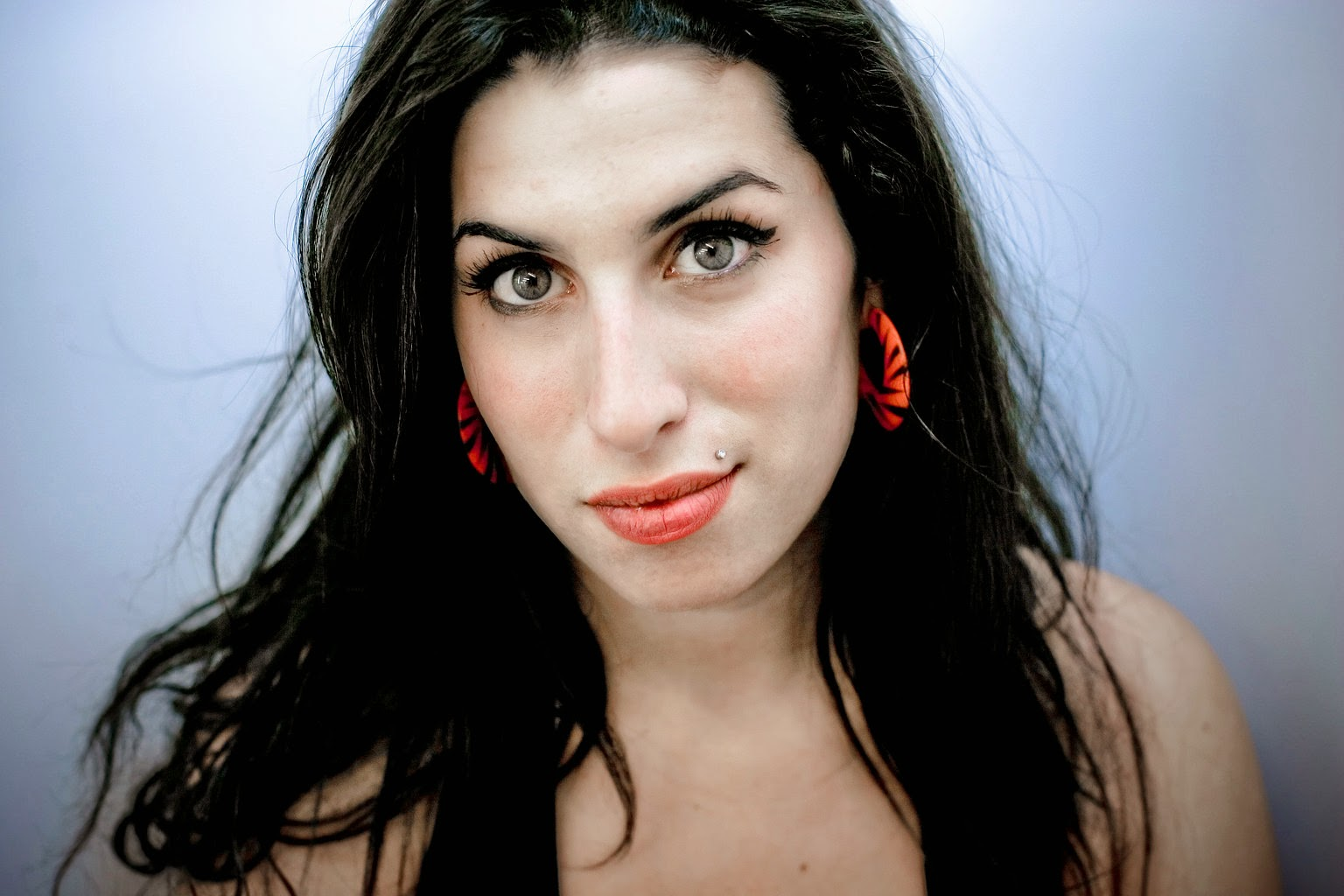 Amy Winehouse...