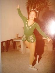 A bailarina ..........