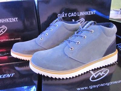 Giày nam tăng chiều cao GT205. 9