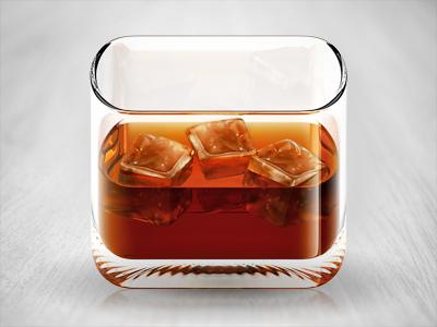 Whiskey icon, Konstantin Datz