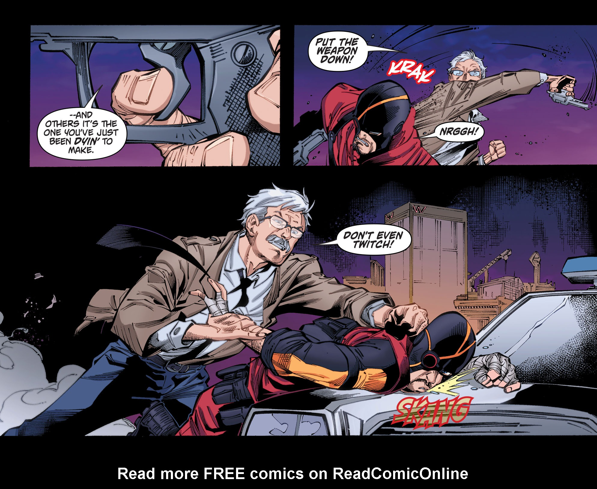 Batman: Arkham Knight [I] Issue #25 #27 - English 8