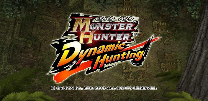 Monster Hunter:Dynamic Hunting v1.00.00 JP/EN