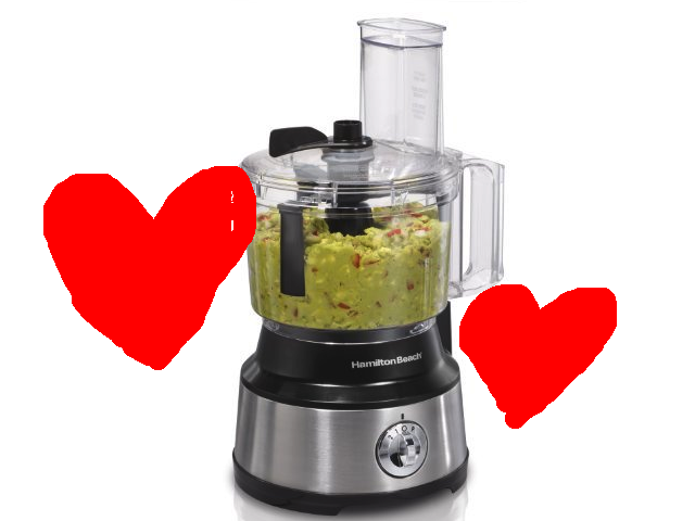 best rate food processor