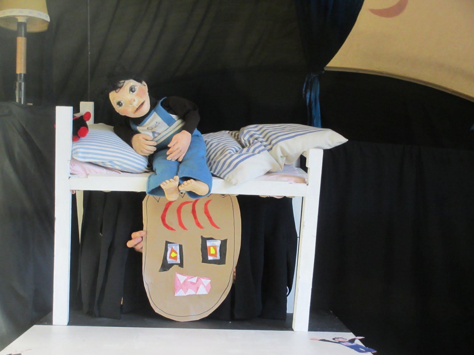 ANIMATION ENFANTS, Même les enfants peuvent inventer des monstres pour Charlie.