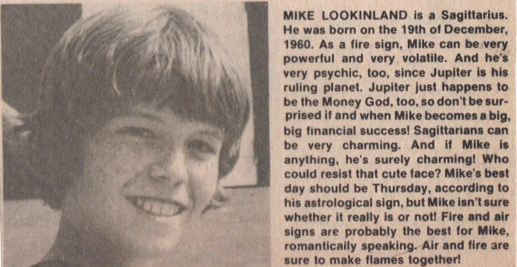 mike lookinland brother