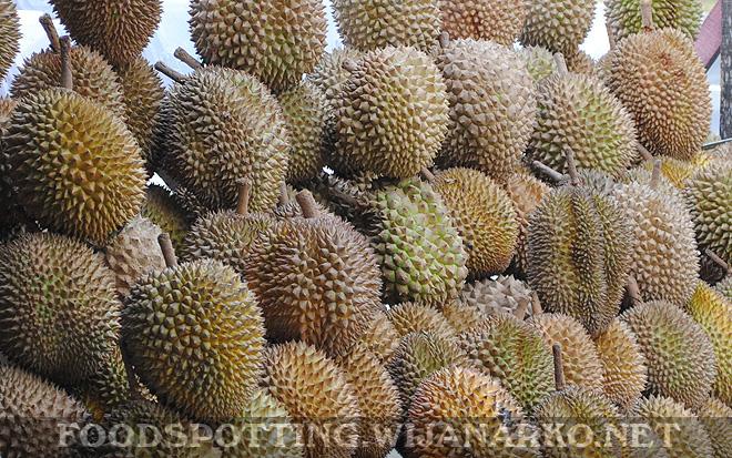 Durian Pekanbaru