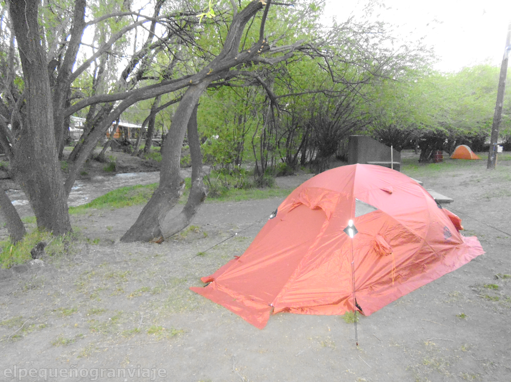 Camping Ovejero