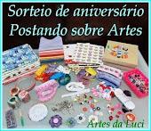 Sorteio - Postando sobre Artes 30/7