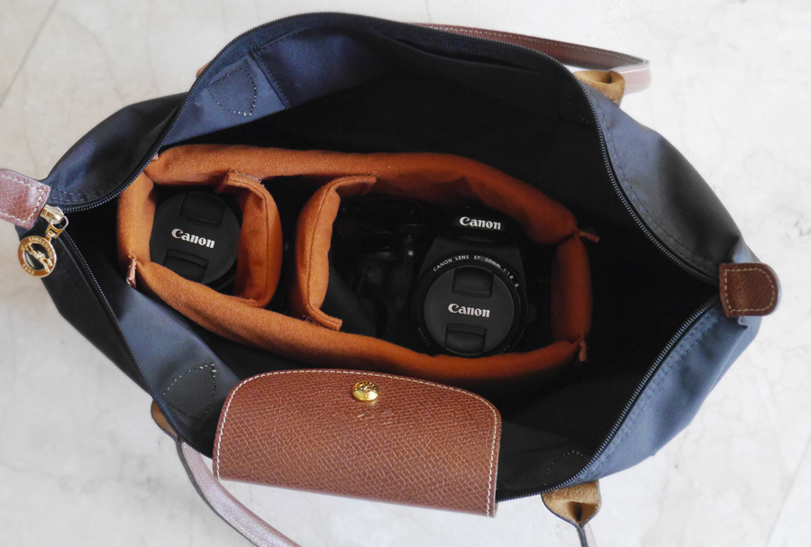 Posh Broke Bored - Make your own stylish camera bag