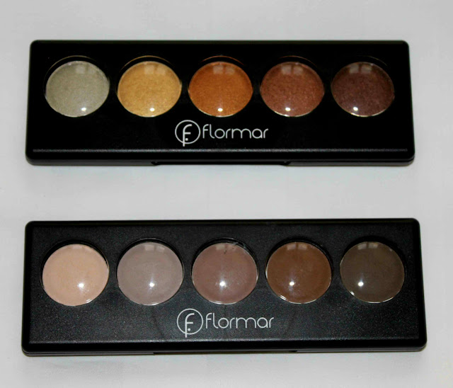 Flomar Color Palette Eye Shadow