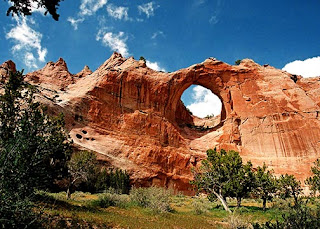 Window Rock, Arizona Navajo Nation, USA