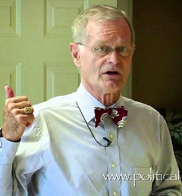 Bill Warner, diretor do Centro para o Estudo do Islã Político