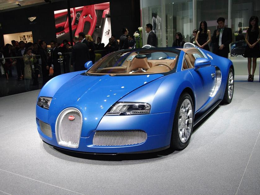 bugatti veyron 16 4 fastest sports car all about cars. Black Bedroom Furniture Sets. Home Design Ideas