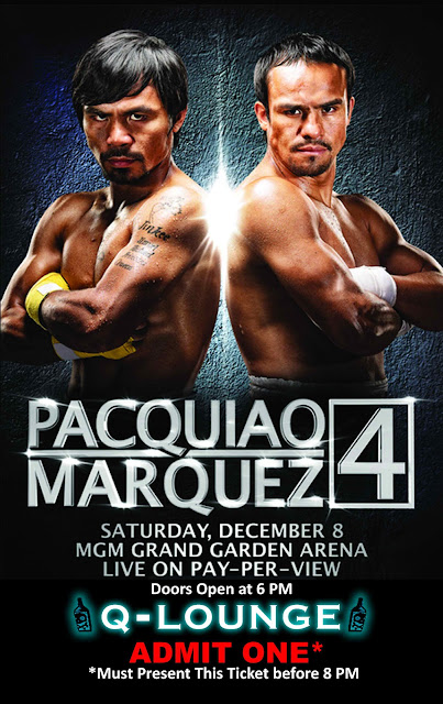 Pacquiao vs Marquez 4 Pelea en Vivo de Streaming