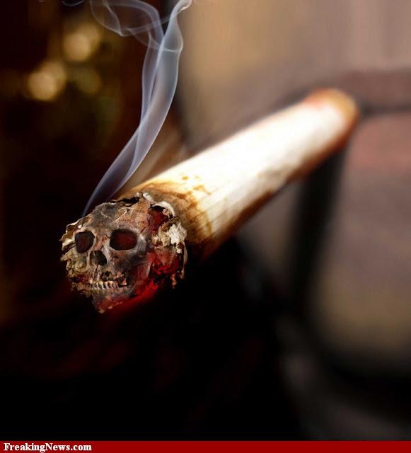 El fumar la dependencia mental