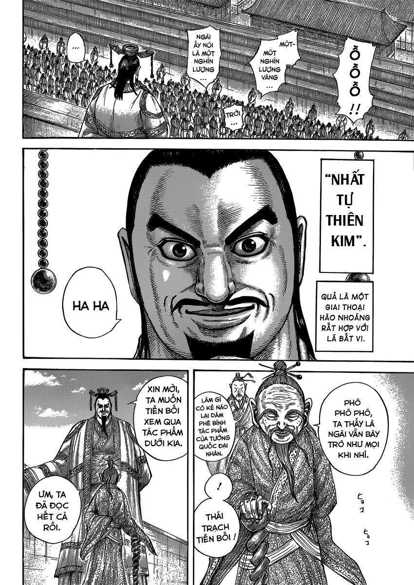 Kingdom – Vương Giả Thiên Hạ (Tổng Hợp) chap 404 page 7 - IZTruyenTranh.com