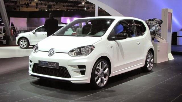 CARROS TEN (10): O novo carro da Volkswagen Up 2015 lançado para ser