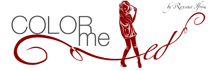 Color Me RED by Roxana Ifrim | Fashion and Style blog