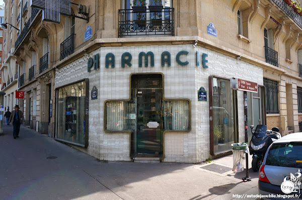Paris 11ème - Pharmacie