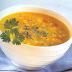 Receta de rica sopa de papa