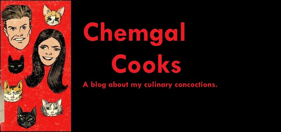 Chemgal Cooks