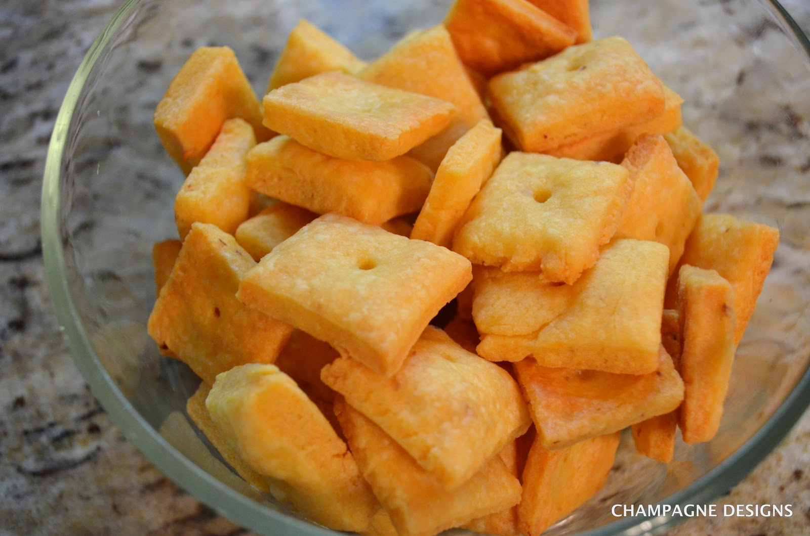my little elliot: Homemade Cheese Crackers
