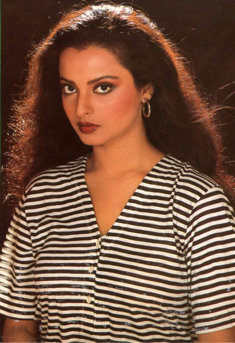 Rekha: More Rare and Beautiful Images