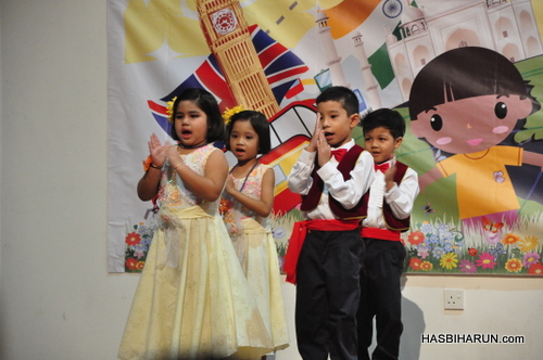 Spain dance in Smart Reader Kids Annual Concert and Convocation 2012 by biozone food purifier top agent