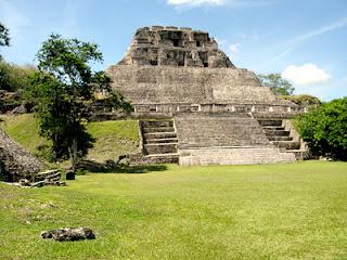 Xunantunich, Cayo, Belize