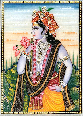 Jagadguru Kripaluji Maharaj speaking on the Grace of God in Hinduism