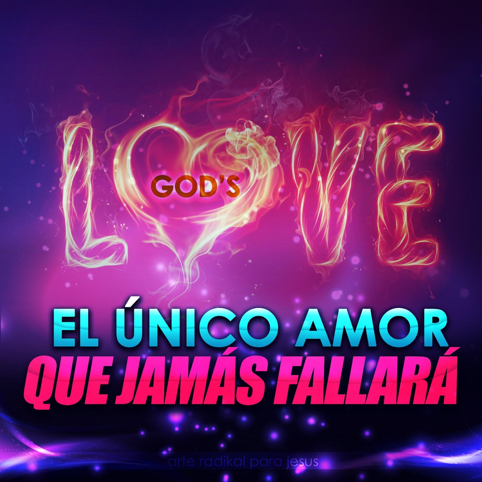 Imagen GIF con mensaje de Dios para pareja de enamorados - Imagenes De Amor Con Dios