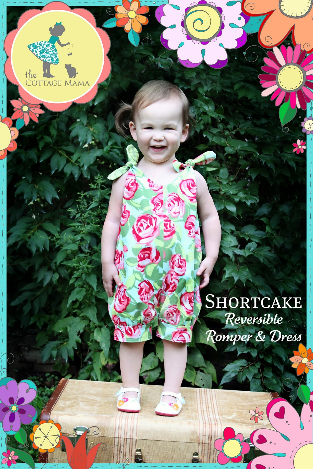 The cottage mama sewing patterns the cottage mama size 6 month girls size 6 jeuxipadfo Image collections