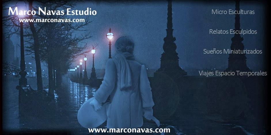 Marco Navas Blog