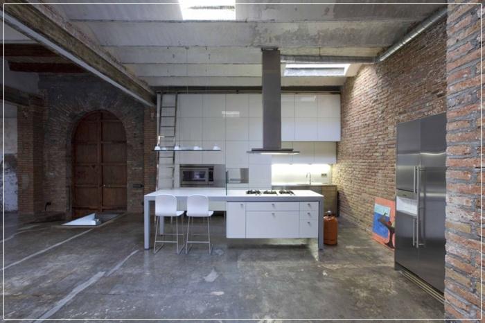 Art life decoart loft industrial bcn - Loft industrial barcelona ...