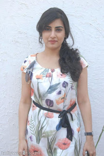 Archana Veda Spotted in white Flower Print Top leggings Pictureshoot